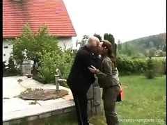 grandpa loves teenage girls