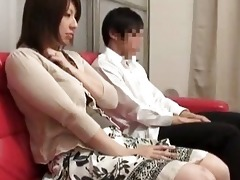 mother and son watching porn jointly experiment 5
