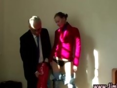 red nylons younger girl
