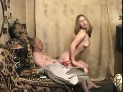 fucking with grandpa 1