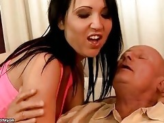 horny grandad enjoys sex with hawt legal age