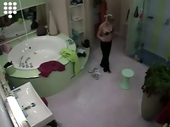 big brother nl hot blonde teen beauty showers