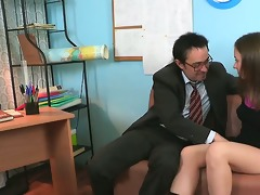 sex lesson with slutty teacher
