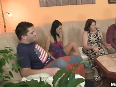 innocent cutie is enticed by her bfs parents