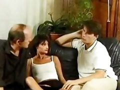 french family fucking threesome