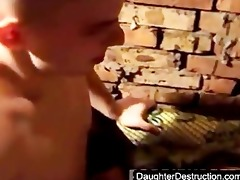 young legal age teenager destruction