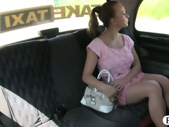 hawt blond customer screwed and jizzed on by