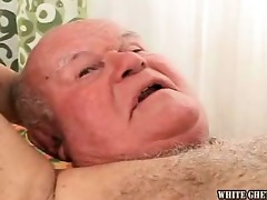 grandpa t live without sex cream pie #03