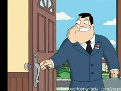 american dad porn video