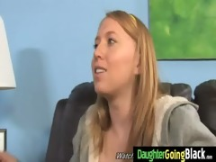 youthful daughter with worthy ass screwed by a