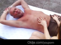 hunk senior fuck with soft and young taissia