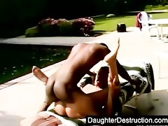 cute young legal age teenager destruction