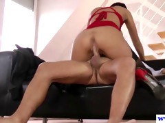 old brit stud in blowjob action