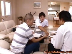 miki sato real oriental mother part1