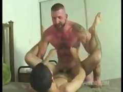tattooed daddies fuck younger