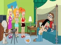 american dad cartoon porn