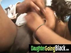 daughter fuck a biggest dark wang 18