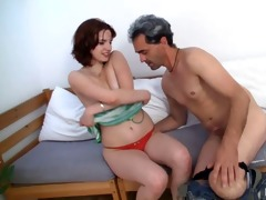 horny old discipline gives his student a