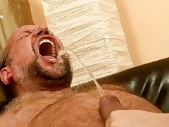 grandpa fucking and pissing on wicked redhead
