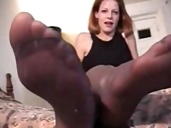 lisa & charlies smelly foot torture