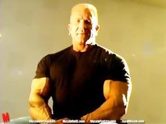 muscle daddy musclegod