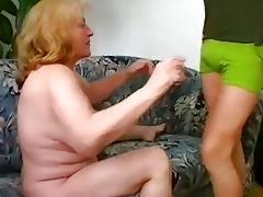 concupiscent daniela seduces a younger cock
