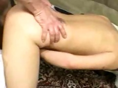 neighbors daughter anal fucked and sperm on her