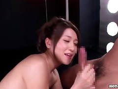 japanese gals tempt jav sister at office.avi