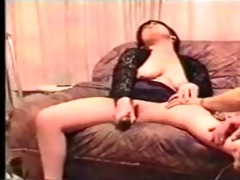 old man fucking juvenile wife with hubby filming