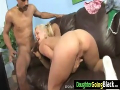 taut juvenile teen takes large black shlong 27