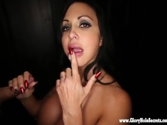 gloryhole secrets jewels jade cum swallowing at