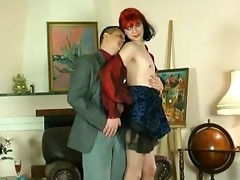 simatra vintage redhair for a large cock daddy *