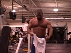 mack in the gym