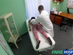 fakehospital youthful teen hotty not on birth