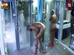 large brother africa hotshots shower hour (day
