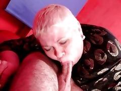 italian grandma loves younger cock inside her