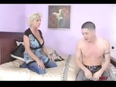 breasty mother fucks sons friend
