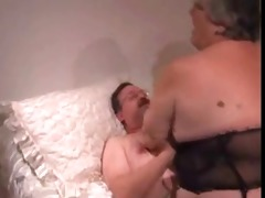 big beautiful woman rides oldman 1