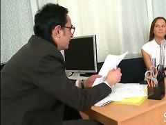 horny teacher seducing legal age teenager