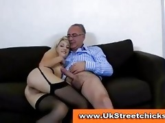 old and young spanking sex