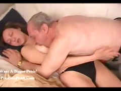russian grandpapa nailed his granddaughter,,...
