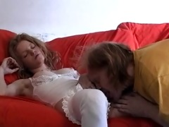 redhead legal age teenager hotty and older fellow