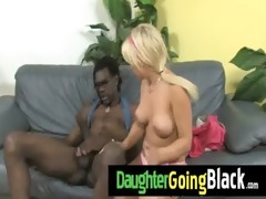 watching my daughter going black 22
