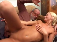 older man fuck nubiles